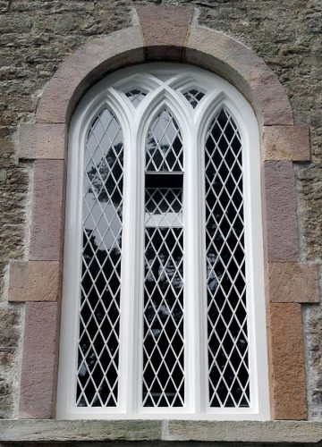Period Property Leaded Glass